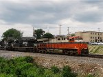 A dirty NS 8105 leads NS 23G