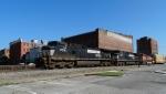 NS 9715 leads NS train 179