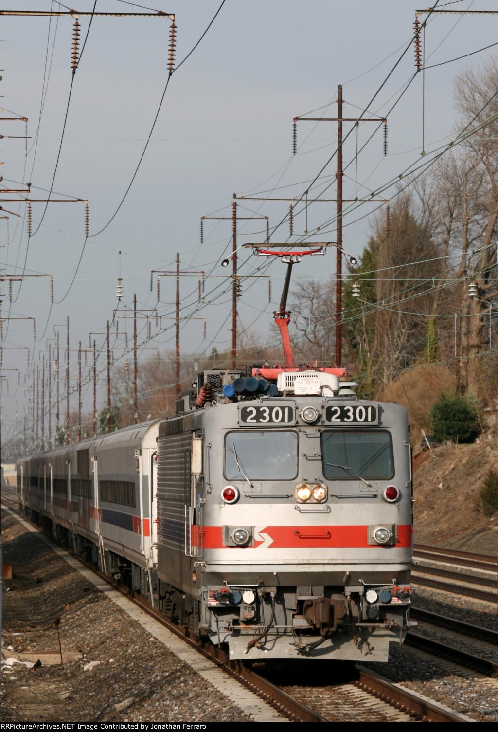 Train 9251
