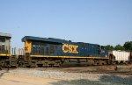 CSX 5340 heads southbound