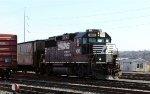 NS 4618 powers train E60
