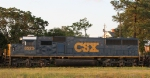 CSX 8523 has been recently upgrades