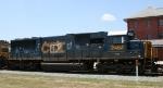 CSX 2492 heads south