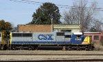 CSX 8509