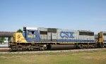 CSX 8523