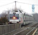 NJ Transit ALP-45DP Leads a Westbound