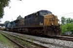 Q173 rolls west