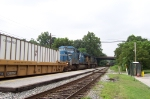 The conrail has seen better days