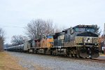 NS 9473 UP 5754 UP 6195 64E Ethanol Loads