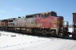 BNSF 945 Santa Fe lives on.