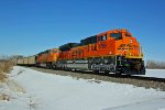 BNSF 8788 Brand new Ace.