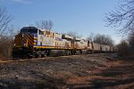 Epic power on a BNSF freight 2 CREX Motors.