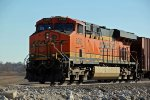 BNSF 6260 Working dpu on a loaded oil can.