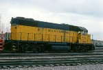 CSS 2004, EMD GP38-2, at the CNW Proviso Yard