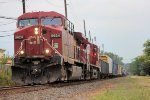 Selkirk NY to Camden NJ train Q417 sports CP GE power this saturday afternoon....