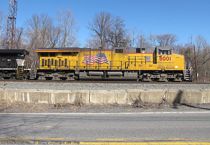 UP 8001 NS 38G16