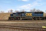 CSX 8538 Q702
