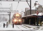 Snowy Silverliner IVs