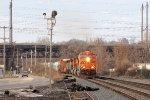 BNSF 6055 NS 38G