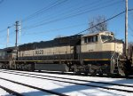 BNSF 9529 NS 20Q