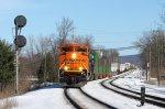 BNSF 9028 NS 211