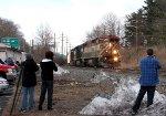 BC Rail 4602 NS 36Q
