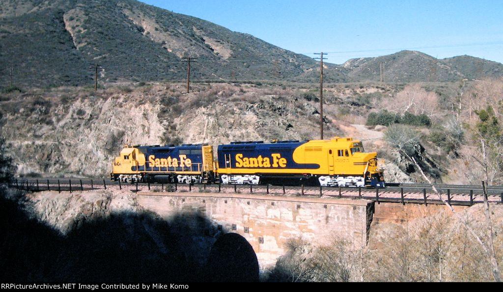 SANTA FE FP45 5975