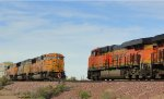 BNSF 8930 and BNSF 8069