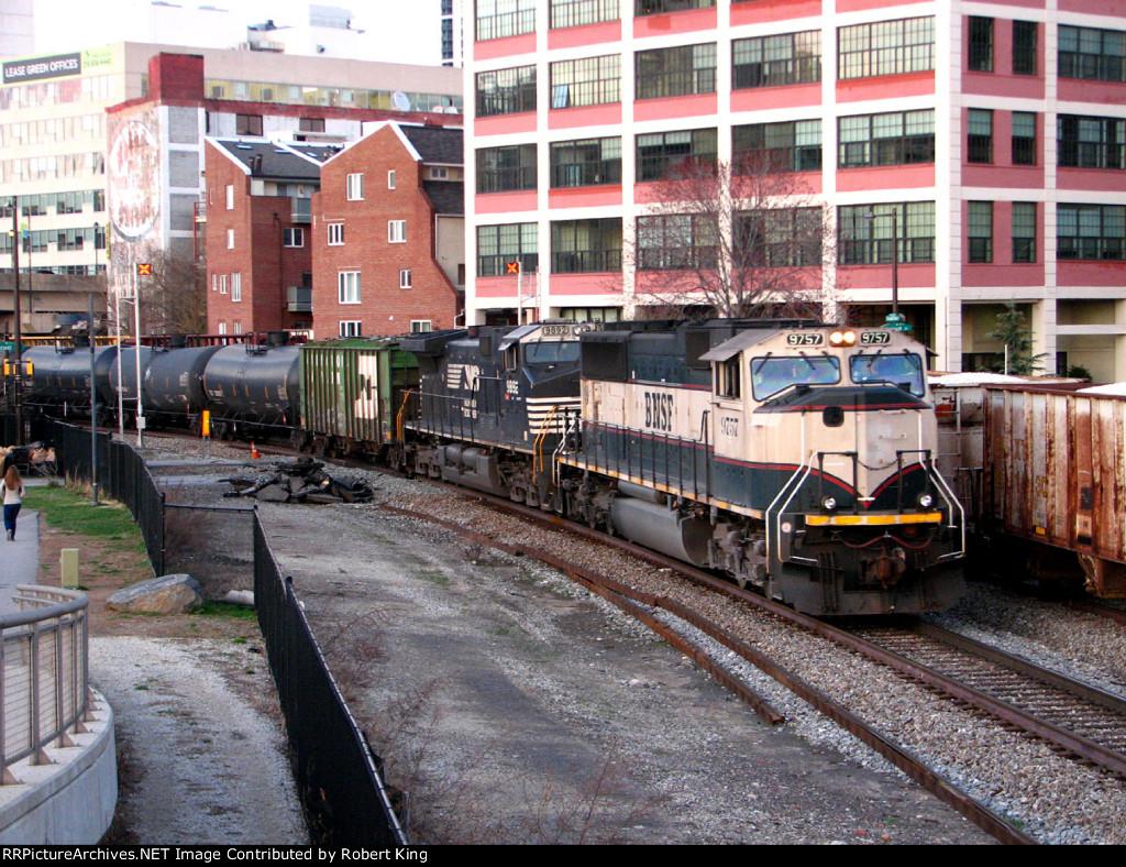 BNSF 9757 K042-03