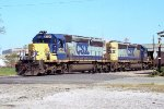 CSX 8220 and 8064