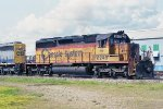 CSX 8249 (Chessie Paint)