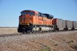 DPU on eastbound coal loads