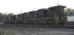 Line of C39-8's