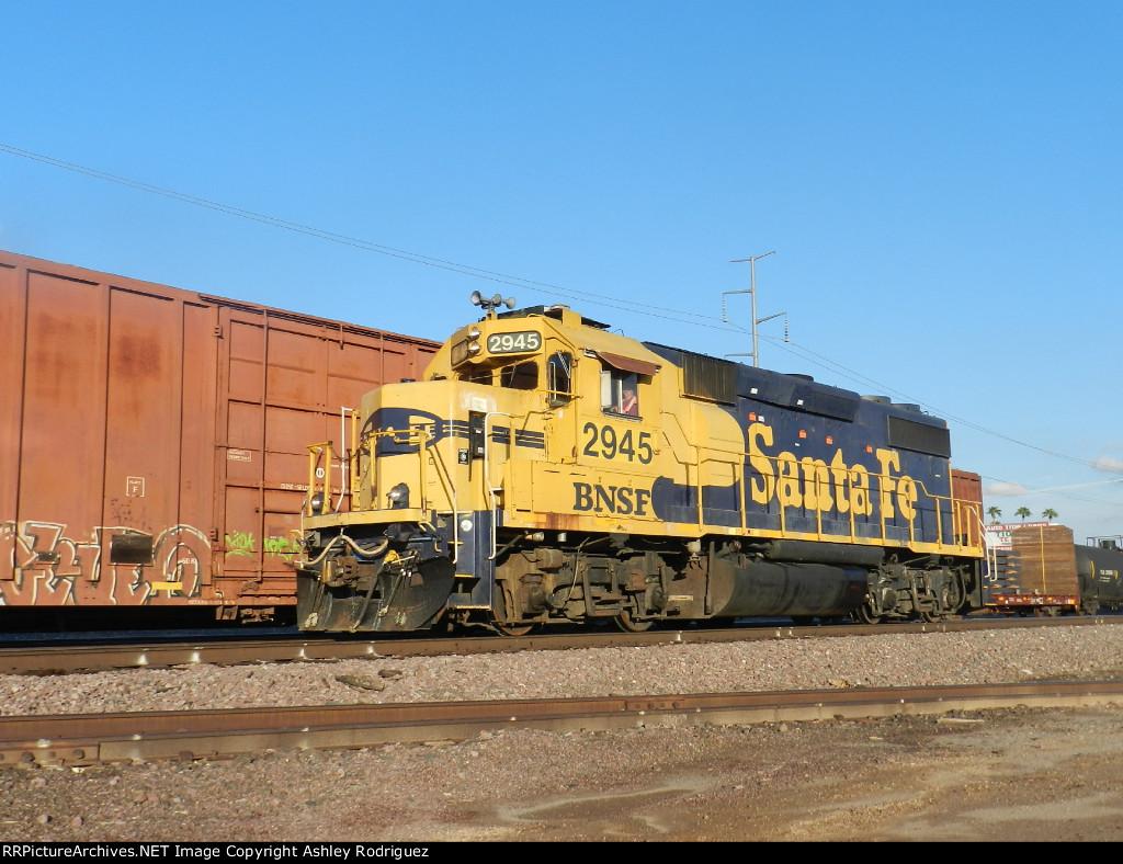 BNSF 2945
