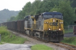 Coal train heads south on the P&N