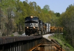 NS 153 crosses the Middle Tyger River