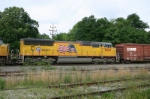 UP 3839 on NS 154