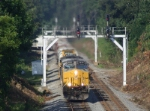 NS 172 under the signals