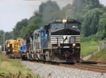NS 172 crossing Pine Knoll Dr