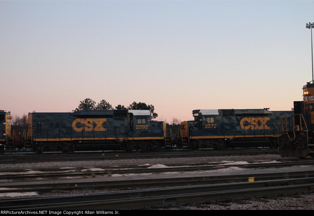 CSX 2292