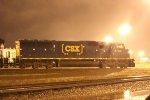 CSX 8734