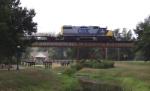 Weed sprayer train