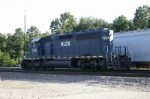 HLCX 8159 sits in the yard