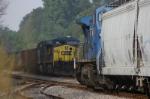 F770 meets coal train #1