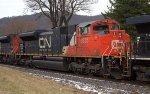 CP 458 / NS 11R , CN 8935