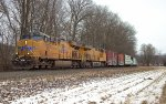 CP 930 , Union Pacific 7700 , UP 7992