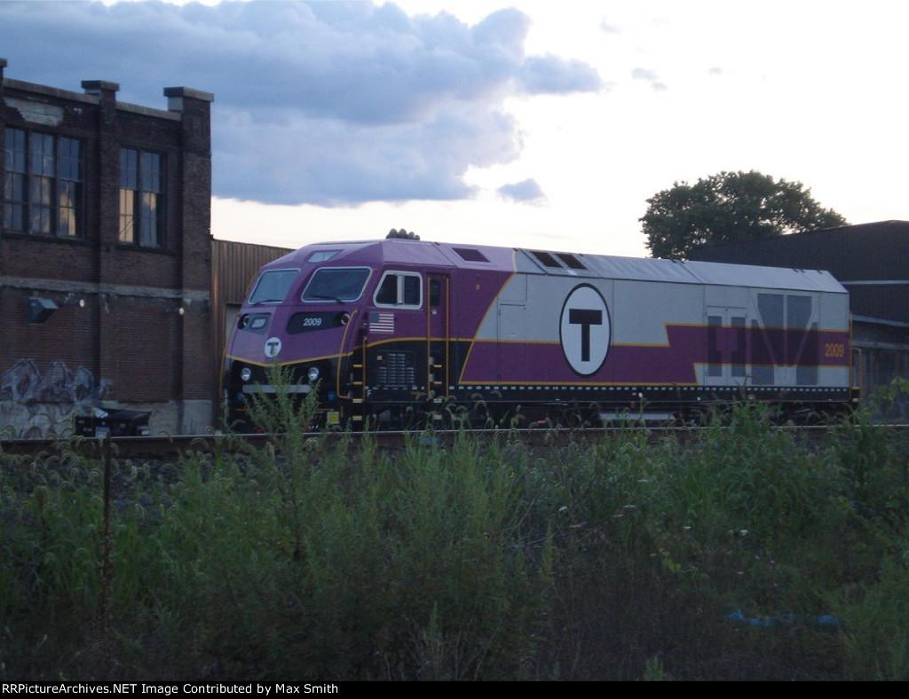 MBTA 2009