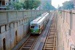 MBTA PCC 3187