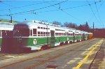 MBTA PCC 3214