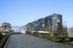 MBTA GP9 7539